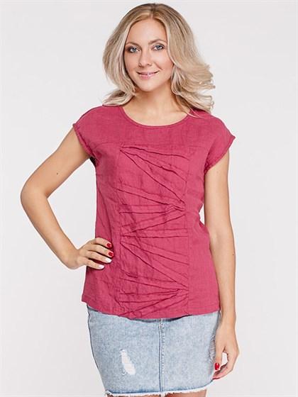 Блуза льняная - фото 36589