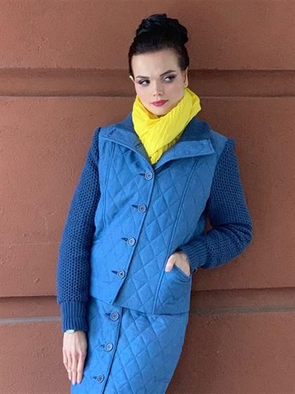 Куртка стеганая - фото 36921