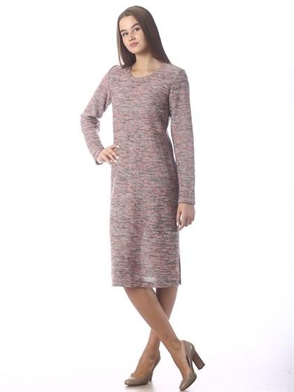 Платье трикотажное - фото 37257