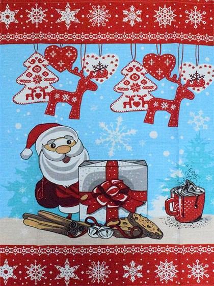 """Набор полотенец """"Рождественский гостинец"""" - фото 37347"""