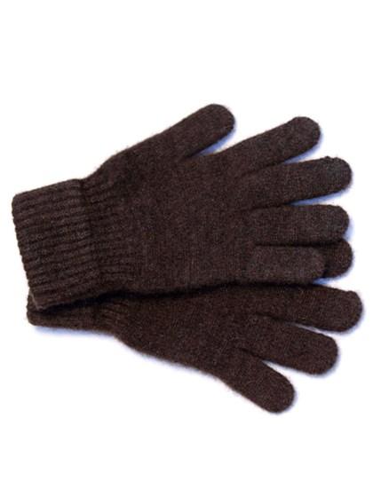 Перчатки детские из шерсти яка - фото 37374