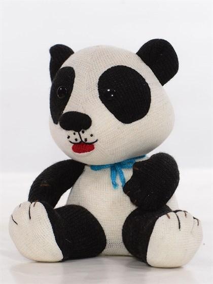 """Игрушка ручной работы """"Панда"""" - фото 37849"""