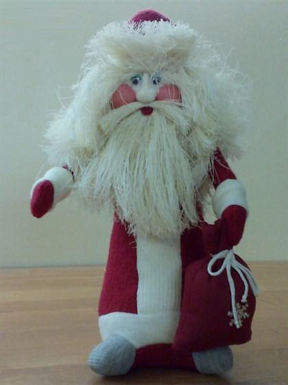 Игрушка Дед-Мороз (средний) - фото 37862