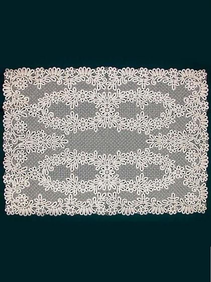 Скатерть кружевная - фото 38088
