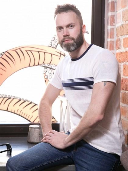 Джемпер из льна - фото 38636