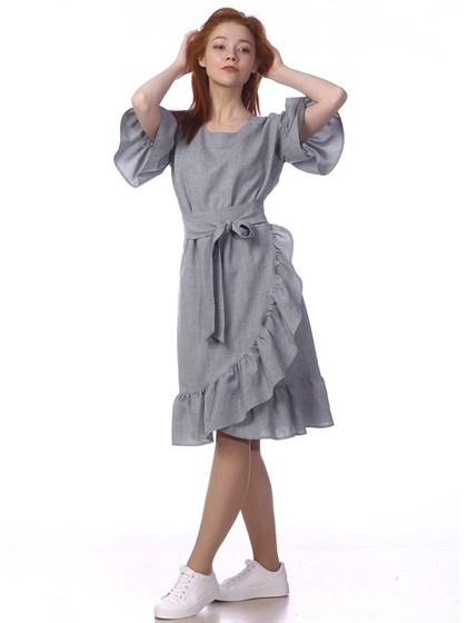 Платье из льна - фото 40002