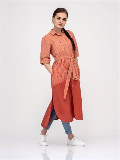 Платье - рубашка - фото 40787