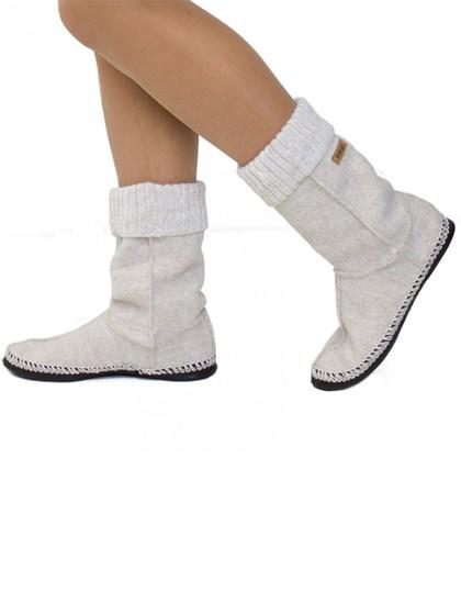 Обувь валяные для дома - фото 47045
