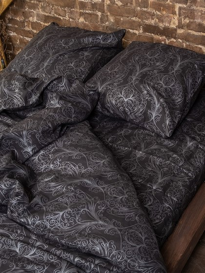 Постельное белье 2-спальный из льна - фото 53889