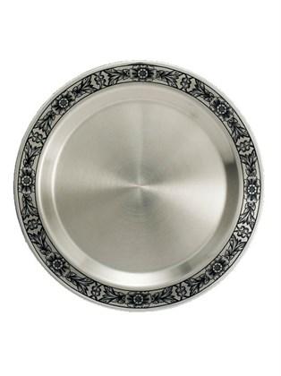 Серебряная Тарелочка серебряная для фруктов