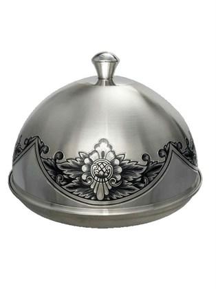 Сырница серебряная