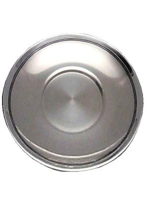 Серебряное блюдце