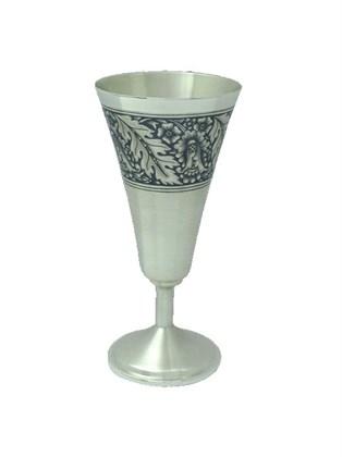 Бокал серебряный для вина