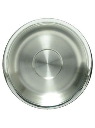 Блюдце серебряное к подставке для яйца