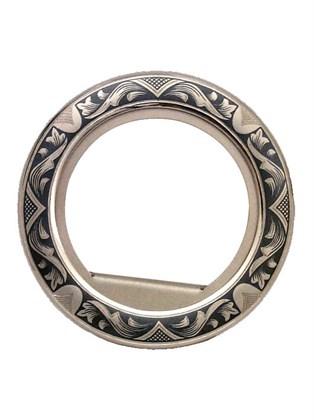 Рамка для фотографий серебряная