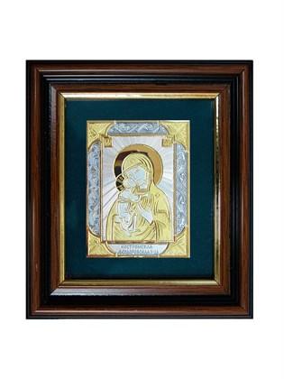 Икона серебряная Пресвятой Богородицы Костромская