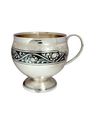 """Серебряная чашка """"Гармония"""""""