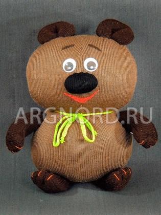 """Игрушка льняная """"Винни-Пух"""""""