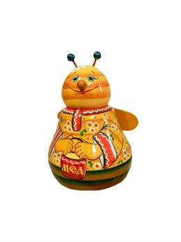 Матрешка-пчела №300