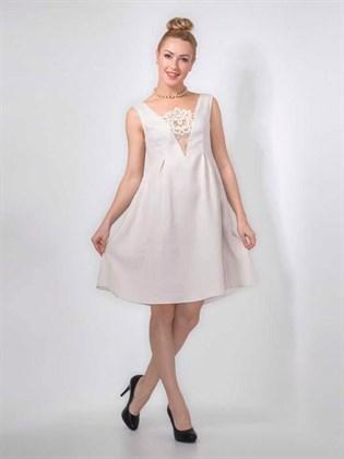 Платье с Вологодским кружевом