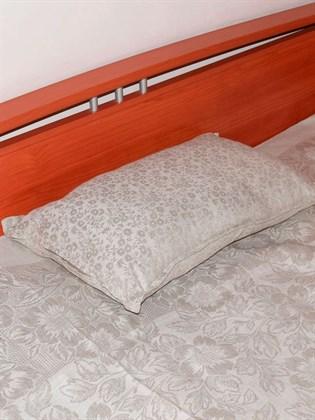 Льняная детская подушка