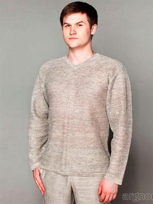 Джемпер мужской с длинными рукавами