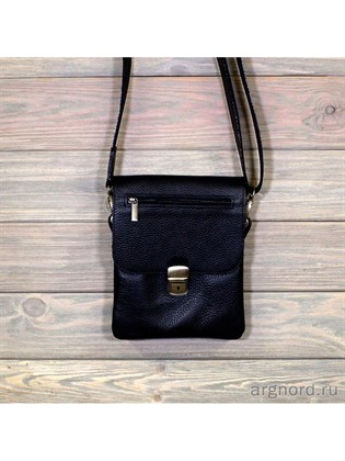 Мягкая мужская сумка