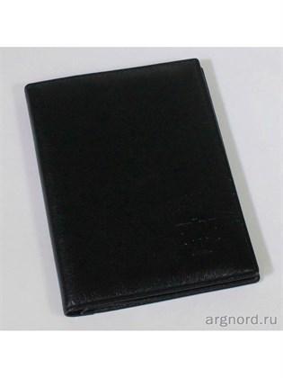 Обложка для автодокументов с отделением для паспорта (большая)