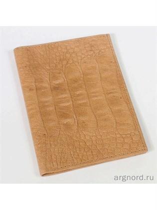 Портмоне с обложкой на паспорт (натуральная кожа)
