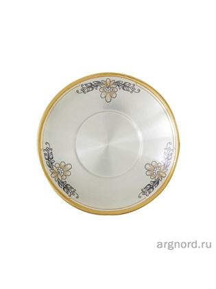 """Блюдце кофейное """"Астра"""""""