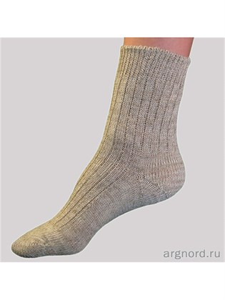 Носки из льняной пряжи-универсальные (3 пары)