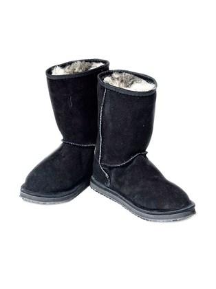 Мужская обувь из натуральной овчины
