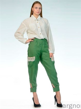 брюки галифе женские купить 5