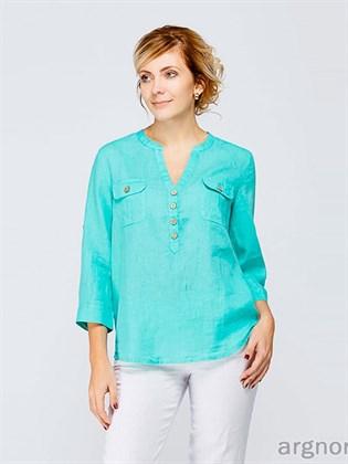 Женская льняная блуза