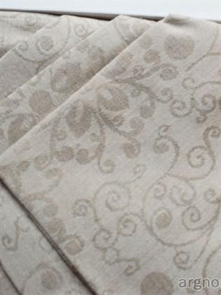 Комплект столового белья 100% лен