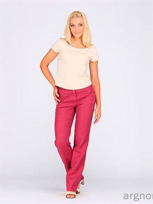 Льняные женские брюки
