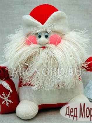 Игрушка Дед-Мороз (средний)
