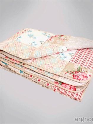 Одеяло из лоскутков (пэчворк)