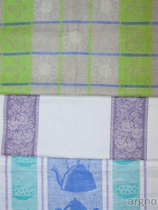 Набор полотенец из льна - 3 шт