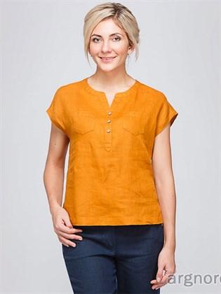 Женская льняная блузка