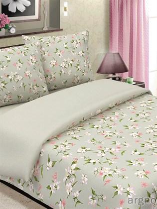 """Комплект постельного белья """"Нарциссы""""- полутораспальный"""