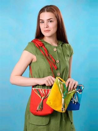 """Цветная сумка """"Радуга"""""""