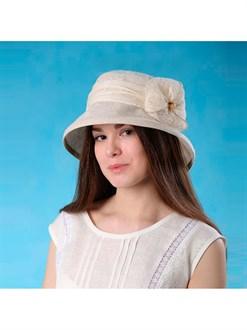"""Льняная шляпа """"Лиза"""""""
