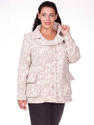 Куртка из вареного льна (без подкладки)