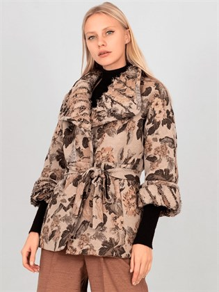 Куртка женская (двусторонняя, утепленная)