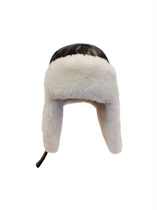 Зимняя мужская шапка Авиатор