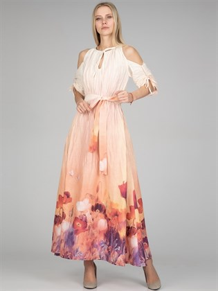 Платья с открытыми плечами  11e5001e540d0