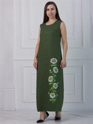 b84ab8d7bb5 Платье льняное