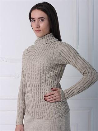 Джемпер - свитер льняной