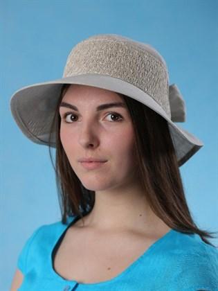 """Шляпа льняная """"Жасмин"""""""
